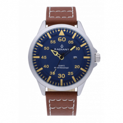 OAKWELL 46MM BLUE DIAL...