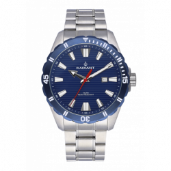TAGRAD ALL SS 44MM BLUE...