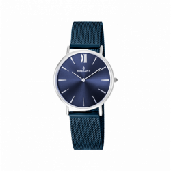 DIARY 36MM BLUE DIAL BLUE...